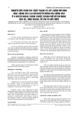 BÁO CÁO KHOA HỌC KỸ THUẬT:  NHÂN GIỐNG IN VITRO CÂY DỨA CAYENNE (Ananas comosus L.) BẰNG NUÔI CẤY TẾ BÀO LỚP MỎNG
