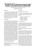 BÁO CÁO NGHIÊN CỨU KHOA HỌC KỸ THUẬT:  ẢNH HƯỞNG CỦA MẬT ĐỘ TRỒNG ĐẾN KHẢ NĂNG SINH TRƯỞNG, NĂNG SUẤT VÀ HÀM LƯỢNG TINH BỘT CỦA GIỐNG SẮN KM94