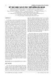 BÁO CÁO NGHIÊN CỨU KHOA HỌC KỸ THUẬT: LỰA CHỌN VÀ PHÁT TRIỂN GIỐNG SẮN HYBRID KM140