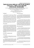 BÁO CÁO NGHIÊN CỨU KHOA HỌC KỸ THUẬT: NGHIÊN CỨU SỰ SINH TRƯỞNG PHÁT TRIỂN CỦA MỘT SỐ GIỐNG ỔI (Psidium guajava L.) TRỒNG TẠI TRẠI TRANG NÔNG HUYỆN PHÚ GIÁO, TỈNH BÌNH DƯƠNG