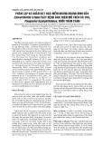 BÁO CÁO NGHIÊN CỨU KHOA HỌC KỸ THUẬT: PHÂN LẬP VÀ KHẢO SÁT ĐẶC ĐIỂM KHÁNG KHÁNG SINH CỦA Edwardsiella ictaluri GÂY BỆNH GAN THẬN MỦ TRÊN CÁ TRA, Pangasius hypophthalmus, NUÔI THÂM CANH