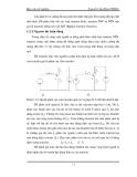 Giáo trình hình thành điều kiện để sử dụng đặc tính ổn áp trong mạch điện diot ổn áp 2