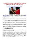 Lời khuyên của nhà tuyển dụng và bí quyết phỏng vấn thành công