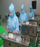 Một số vấn đề cần quan tâm về công tác lập kế hoạch sản xuất -  ĐH SPKT TP. HCM