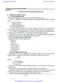 Giáo trình An toàn lao động và môi trường công nghiệp - Chương 10