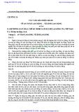Giáo trình An toàn lao động và môi trường công nghiệp - Chương 2