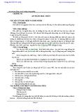Giáo trình An toàn lao động và môi trường công nghiệp - Chương 7