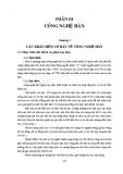 GIÁO TRÌNH CÔNG NGHỆ KIM LOẠI - PHẦN III  CÔNG NGHỆ HÀN - CHƯƠNG 1