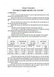 GIÁO TRÌNH CÔNG NGHỆ KIM LOẠI - PHẦN I CÔNG NGHỆ ĐÚC - CHƯƠNG 2