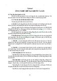 GIÁO TRÌNH CÔNG NGHỆ KIM LOẠI - PHẦN I CÔNG NGHỆ ĐÚC - CHƯƠNG 4