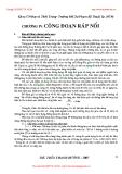 GIÁO TRÌNH CÔNG NGHỆ MAY TRANG PHỤC 2 - CHƯƠNG IV: CÔNG ĐOẠN RÁP NỐI