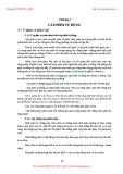 GIÁO TRÌNH TỰ ĐỘNG HÓA QUÁ TRÌNH SẢN XUẤT - CHƯƠNG 3