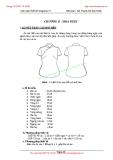 Giáo trình Thiết kế trang phục IV - Phần 2: Phương pháp thiết kế - Chương 2
