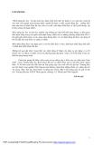 Giáo trình - Nhiệt động lực học - chương 1