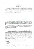 GIÁO TRÌNH BÁNH TRUYỀN THỐNG VIỆT NAM - CHƯƠNG III  DỤNG CỤ