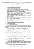 BÀI GIẢNG LUẬT DOANH NGHIỆP - BÀI 4: CÔNG TY CỔ PHẦN