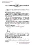 GIÁO TRÌNH VỀ PHÂN TÍCH MÔI TRƯỜNG - PHẦN 2 - CHƯƠNG 3