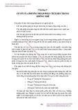 GIÁO TRÌNH VỀ PHÂN TÍCH MÔI TRƯỜNG - PHẦN 2 - CHƯƠNG 5