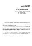 Hệ điều hành LINUX PHIÊN BẢN FEDORA CORE 5