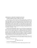 GIÁO TRÌNH KINH TẾ HỘ VÀ TRANG TRẠI - CHƯƠNG 3. LÝ THUYẾT VỀ HÀNH VI SẢN XUẤT
