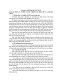 GIÁO TRÌNH KINH TẾ HỘ VÀ TRANG TRẠI - Chương 4. KẾ HOẠCH SẢN XUẤT