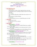 Giáo án mầm non chương trình đổi mới:   ĐỘNG VẬT SỐNG TRONG RỪNG LỚP: CHỒI  - tiết 2