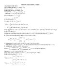 tóm tắc công thức vật lý 11 và 12