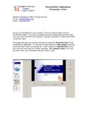 PowerPoint Slideshow Presenter View