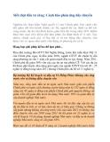 Siết chặt đầu tư công: Cảnh báo phản ứng dây chuyền Nghiêm túc thực hiện