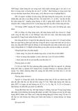 Giáo trình phân tích môi trường phần 5