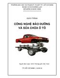 Giáo trình công nghệ bảo dưỡng và sửa chữa ô tô - Chương 1