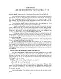 Giáo trình công nghệ bảo dưỡng và sửa chữa ô tô - Chương 2