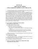 Giáo trình công nghệ bảo dưỡng và sửa chữa ô tô - Chương 3
