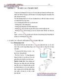 Giáo trình đo lường nhiệt  - Chương 5 đo mức cao môi chất
