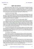 Chuyên đề nhiên liệu dầu mỡ - Chương 3
