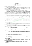 Giáo trình nhiệt động lực học kyc thuật - Chương 3