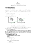 Giáo trình nhiệt động lực học kyc thuật - Chương 6