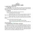 Giáo trình nhiệt động lực học kyc thuật - Chương 7