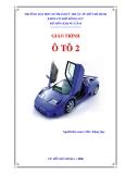 Giáo trình ô tô 2 - Chương 1