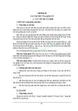Giáo trình kỹ thuật sửa chữa moto xe máy - Chương 3