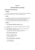 Giáo trình tính toán thiết kế ô tô - Chương 6