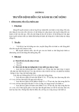 Giáo trình tính toán thiết kế ô tô - Chương 9