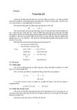 Giáo trình - Hóa lý các hợp chất cao phân tử - chương 2