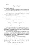 Giáo trình - Hóa lý các hợp chất cao phân tử - chương 3