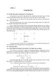 Giáo trình - Hóa lý các hợp chất cao phân tử - chương 4