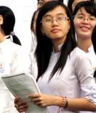 Đề thi tuyển sinh đại học năm 2011 môn Vật lý khối A - Mã đề 936