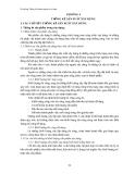 Bài giảng Thống kê doanh nghiệp xây dựng - Chương 4