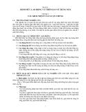 GIÁO TRÌNH ĐỊNH MỨC XÂY DỰNG CƠ BẢN - PHẦN I ĐỊNH MỨC LAO ĐỘNG VÀ THỜI GIAN SỬ DỤNG MÁY - CHƯƠNG 1