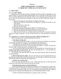 GIÁO TRÌNH ĐỊNH MỨC XÂY DỰNG CƠ BẢN - PHẦN I ĐỊNH MỨC LAO ĐỘNG VÀ THỜI GIAN SỬ DỤNG MÁY - CHƯƠNG 4