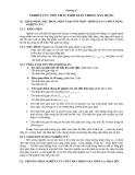 GIÁO TRÌNH ĐỊNH MỨC XÂY DỰNG CƠ BẢN - PHẦN I ĐỊNH MỨC LAO ĐỘNG VÀ THỜI GIAN SỬ DỤNG MÁY - CHƯƠNG 5